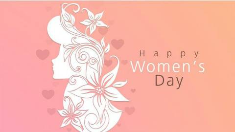 今天明明就是三八女神节,祝四海八荒的女神们节日快乐