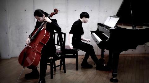 名侦探柯南主题曲 钢琴&大提琴超赞合奏