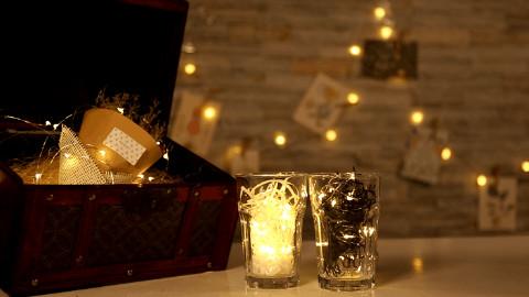 【生活 +】小彩灯的大变身,让家更温暖!