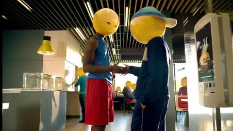 麦当劳Emojis搞笑广告
