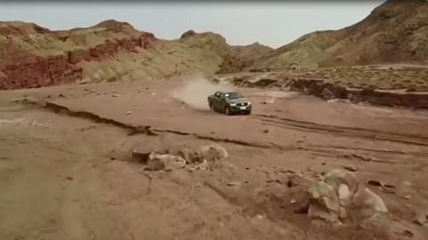 重走丝绸路-大通T60皮卡冒险之旅