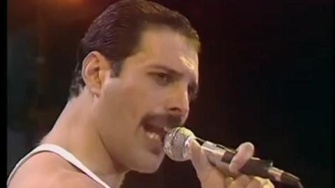 那些老歌-Queen  (1985)