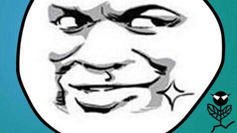 【逗川】如果把游戏宣传里人物的脸换成-表情包