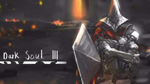 【洛尘解说】黑暗之魂3环城邪道剧情向攻略第一期 重返推土塔  (上)