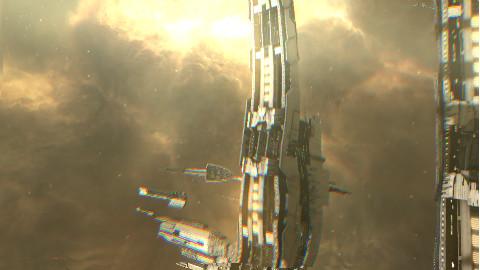 EVE——星辰大海的不同镜头视角