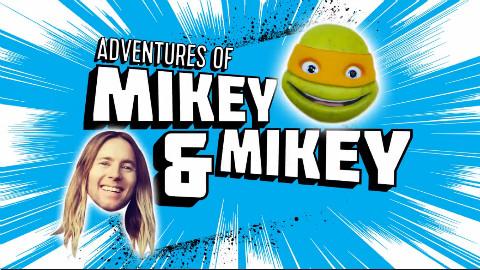【忍者神龟2012】Adventures of Mikey & Mikey 07