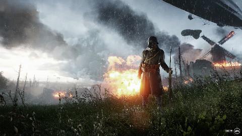 【战争系】游戏震撼CG混剪-战争就是不断的倒下再爬起