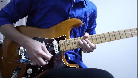 きこり(JKDK、 KIKORI)—用吉他弹了圣战士丹拜因的OP「闘いの詩」