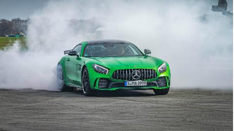 这车发怒真可怕,可是我喜欢:Top Gear评测奔驰AMG GT R