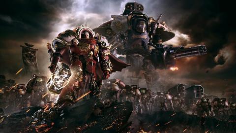 【xian人xie会】《战锤40K 战争黎明3》战役(一)