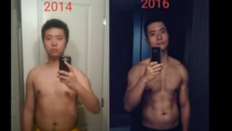 增肌減脂 90天練出完美身材 背肌訓練計劃 新手健身PART1