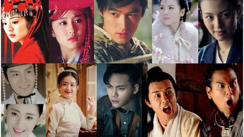 【盘点】近几年电视剧里的中国风歌曲