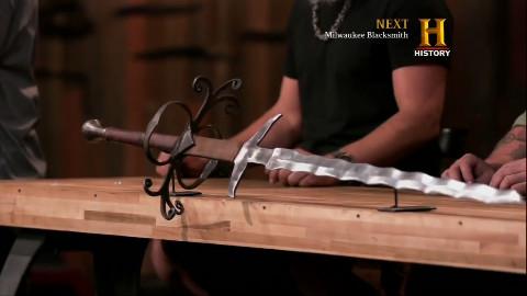 锻刀大赛第三季 德国双手剑