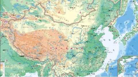 中国历史疆域图的演变过程