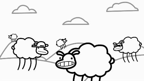 魔性羊之歌 Beep Beep I m a Sheep