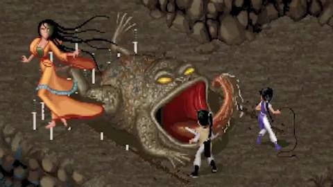 【游研社】游戏中的八大强力蛤蟆