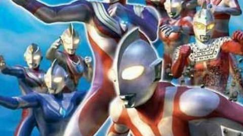 【薰风】找回童年的英雄《奥特曼 格斗进化3