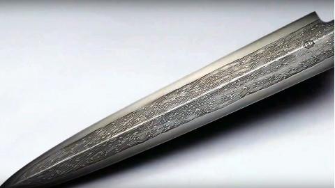 钢丝绳锻造短剑