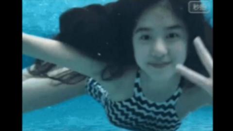 艾希优GIF搞笑集锦第一期,你没见过的水下美女