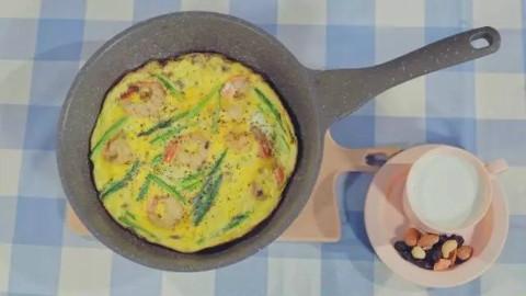 小夏的早餐厨房—起床吧!鸡蛋饼!
