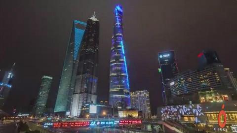 中国排名前的三高楼航拍,第一高楼竟在武汉