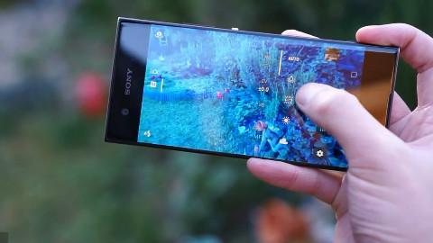 窄到没边框,最美中端旗舰Sony Xperia XA1使用评测——「松果科技」