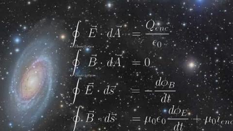 【2049日报】S02E140 麦克斯韦方程组