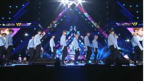 【SEVENTEEN】170603 Dream Concert梦想演唱会