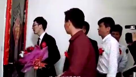 结婚当天新娘太作!新郎掉头娶别人!