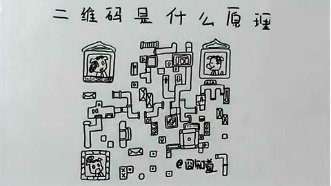 【二维码的原理】科普二维码的工作原理