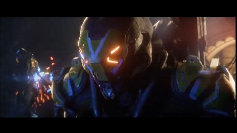 Bioware新作 Anthem 先导预告(E3 2017)