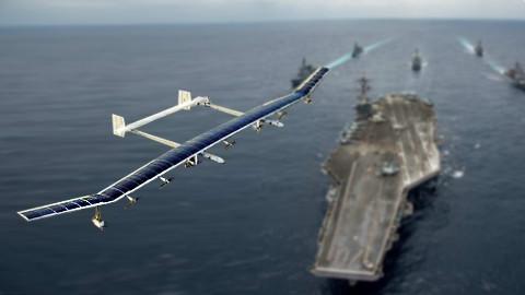 世界最大无人机,可连续飞行数年,外媒称比东风21D更可怕