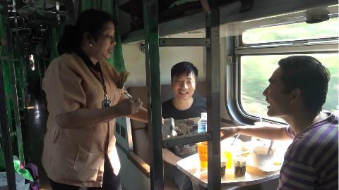 【大明的旅行】泰国火车之旅,泰国篇第七集