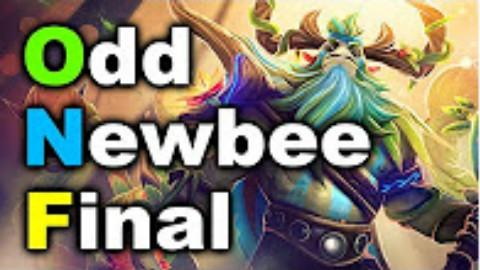 NESO银河杯决赛 Newbee vs Odd