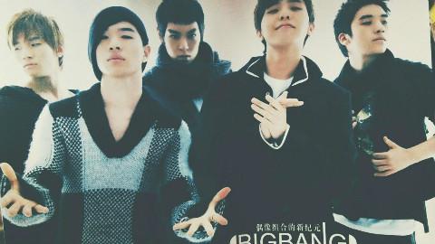 Bigbang演唱会2009