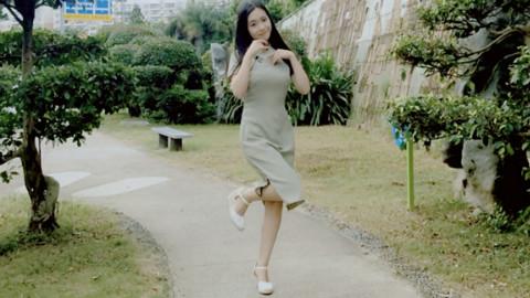 【生日作】【Dina小崽】China-X(偷穿了妈妈的旗袍)