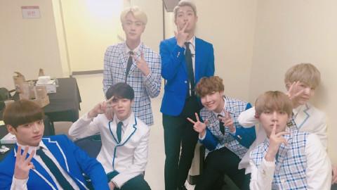 BTS Begin Concert演唱会彩排花絮中字