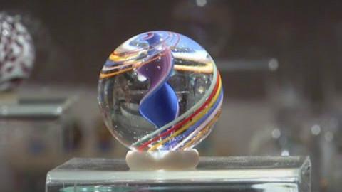 如何制作玻璃弹珠