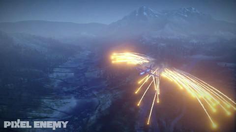 战地3 装甲杀戮DLC秀丽风景