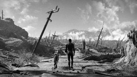 【游戏CG混剪】— 战争,永不改变