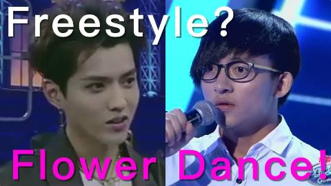【波澜哥】我唱个《Flower Dance》你让我Freestyle?