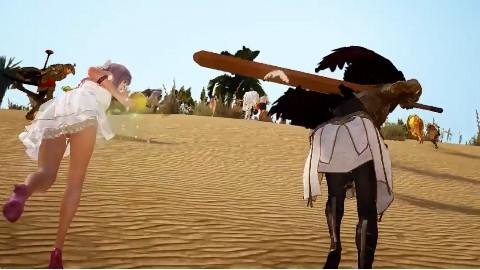 黑色沙漠沙漠据点战
