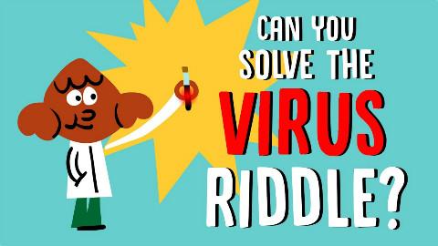 【TED-Ed】你能解开这个病毒谜题,拯救世界吗? @柚子木字幕组