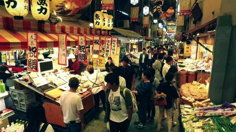 纪录片.NHK.京都精髓.锦市场:兴旺的京都厨房.2017[高清][生肉]