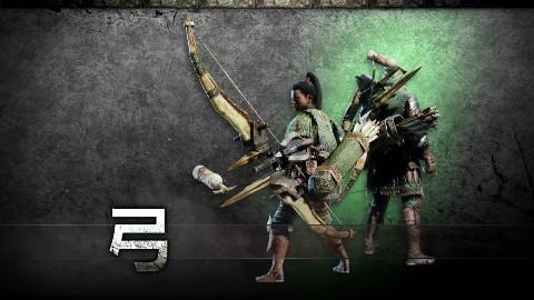 MHW怪物猎人世界-全14种武器最新演示动画