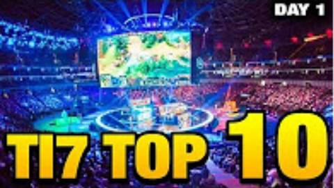 TI7 TOP—10  (Day 1)