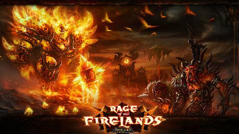 魔兽世界副本志——火源之界