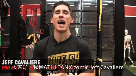 8大徒手训练动作,用徒手训练成一头野兽|JEFF健身视频教学