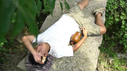 今朝虽是过河虾,也把四海作为家@野食小哥