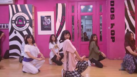 韩舞练习《WeeWoo》